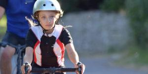 10 year old Evies 500 mile bike ride for Compass 4