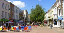 14 million High Streets funding awarded to Taunton