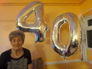 40 years of help for MLGS charity