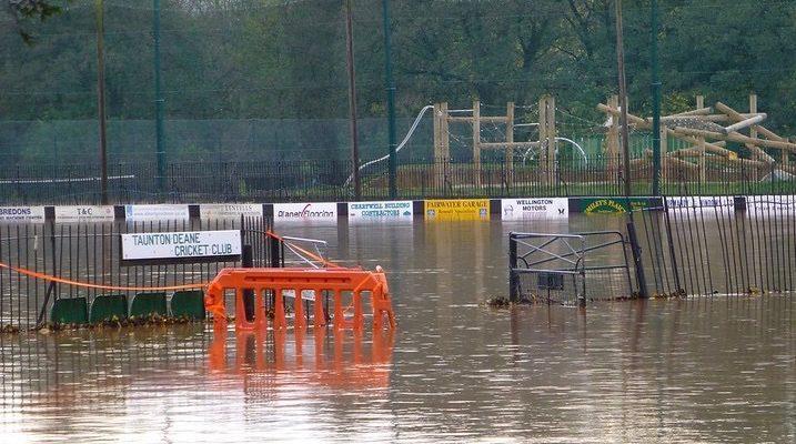 Flood prevention measures for Taunton