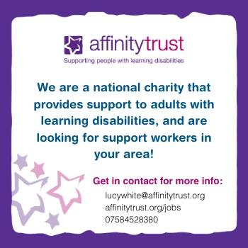 Affinity Trust Jobs Advert