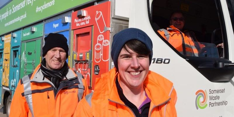 All change for Easter collection days in Taunton