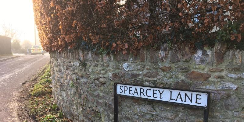 Burglary reported in Staplehay