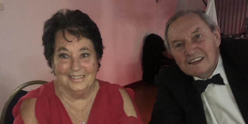 Diamond celebrations for a Taunton couple
