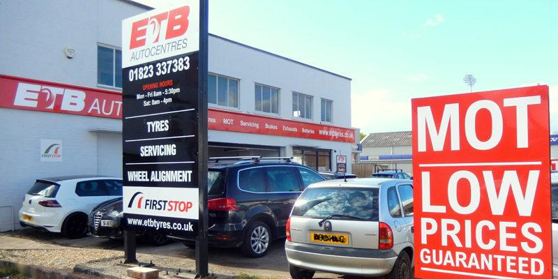 ETB Autocentres getting in gear with Taunton depot acquisition