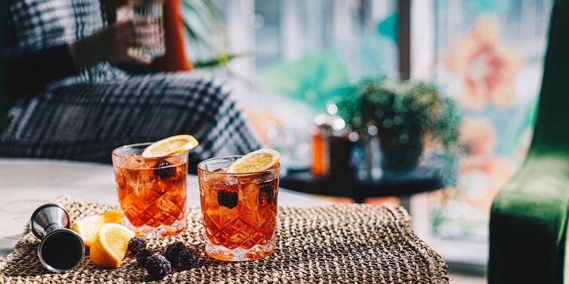 FREE cocktails at Bills Taunton