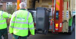 Hazardous waste warning following incident to crew