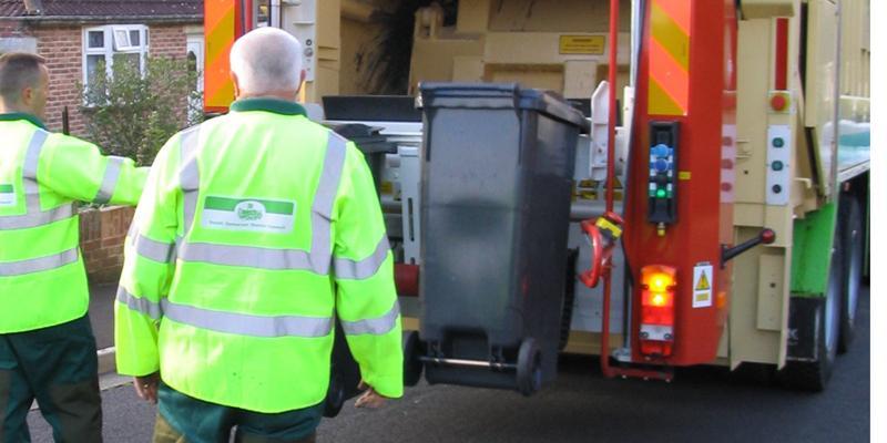 Hazardous waste warning following incident to crew