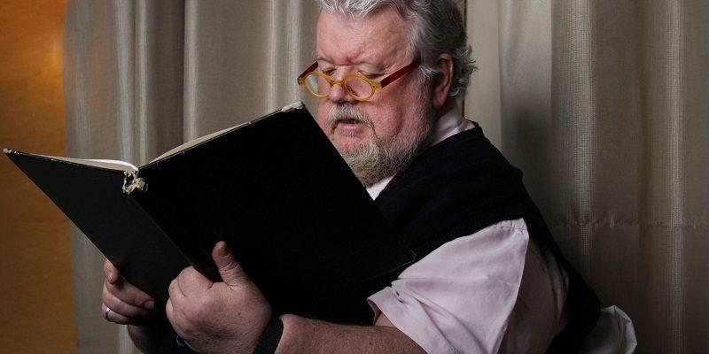 Ian McNeice reading his Tyca Festival Script