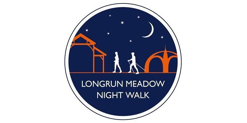 Longrun Meadow Night Walk Logo