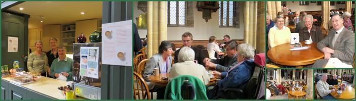 Magdalene coffee shop re opens team photo