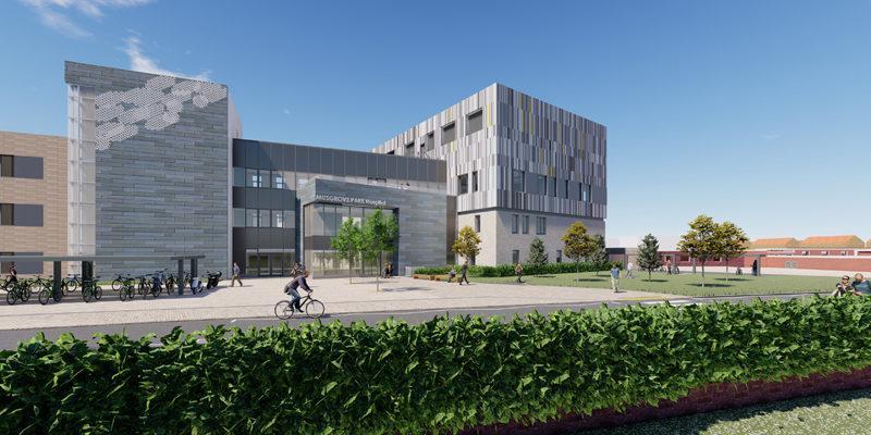 Musgrove Park Hospital Surgical Centre