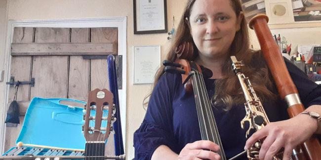 Music teachers world record attempt
