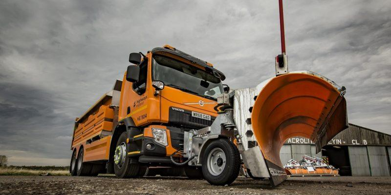 New gritters