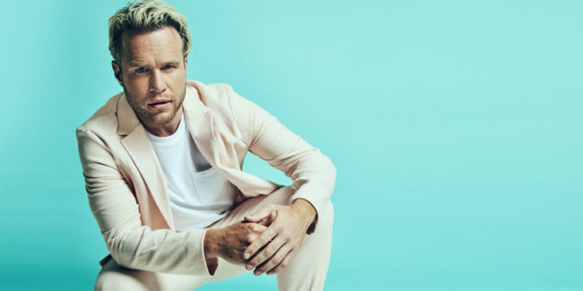 Olly Murs announced for Live in Somerset 2022