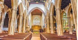 St Mary Magdalene church taunton