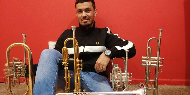 Taunton trumpeter wins global award