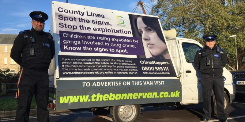 The Bannervan in Frome
