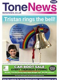 Tone News Issue 16 Cover