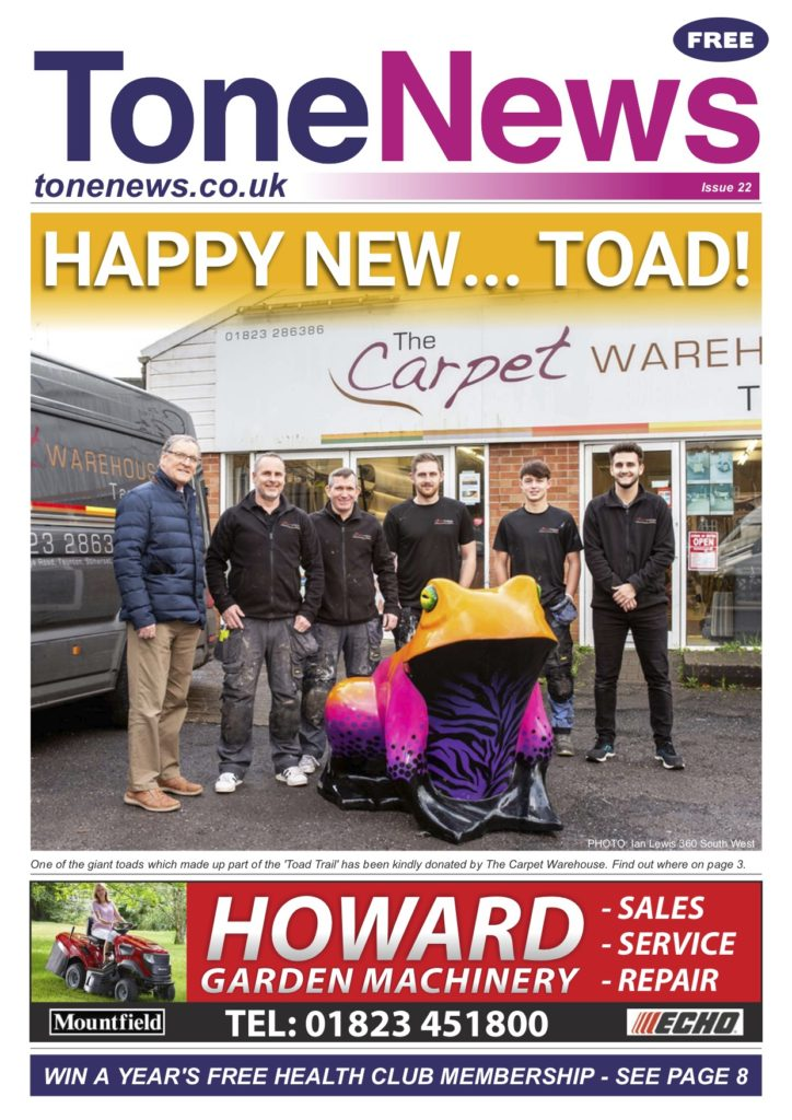 Tone News Issue 22