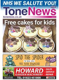 Tone News Issue 24 Cover