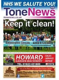 Tone News Issue 25 Cover