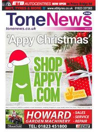 Tone News Issue 27 Cover