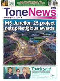 Tone News Issue 30 Cover