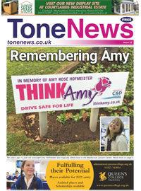 Tone News Issue 32 Cover
