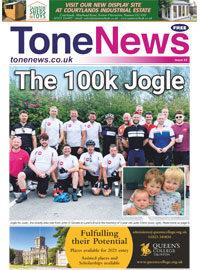 Tone News Issue 33 Cover