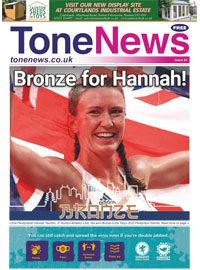Tone News Issue 34 Cover