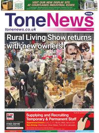 Tone News Issue 35 Cover