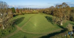 Trull Meadow drone pic 1