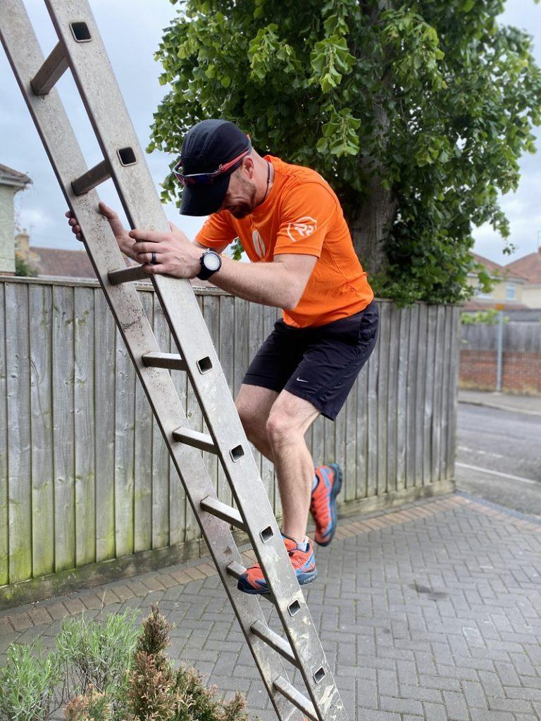 Virtual 3 Peaks challenge raises £1100 6
