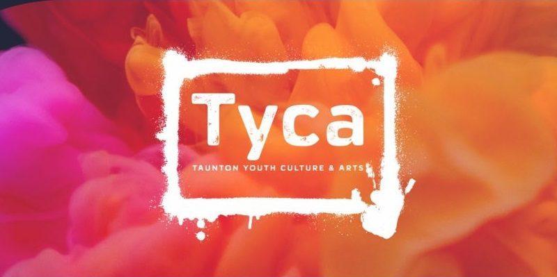 arts taunton tyca festival logo
