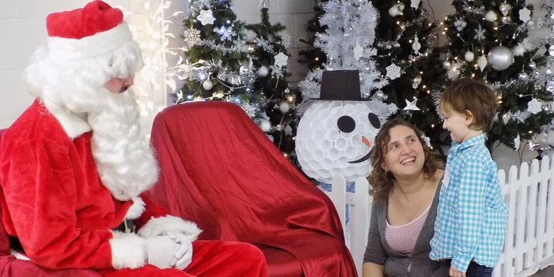 autism friendly christmas event