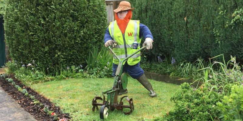 blagdon hill scarecrow 1