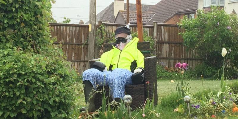blagdon hill scarecrow 3