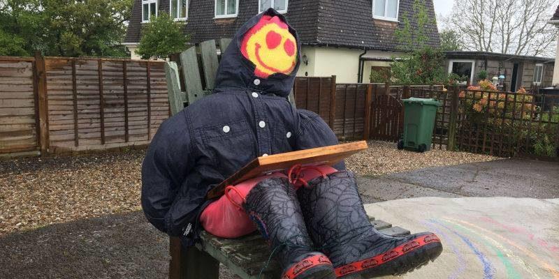 blagdon hill scarecrow 5