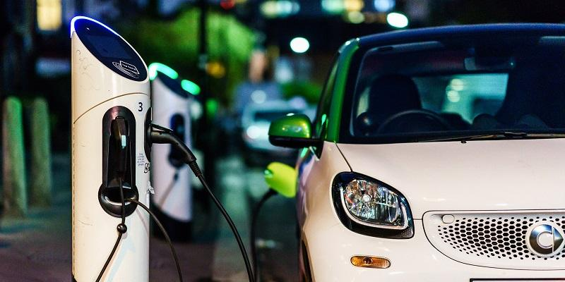 car charge points funding