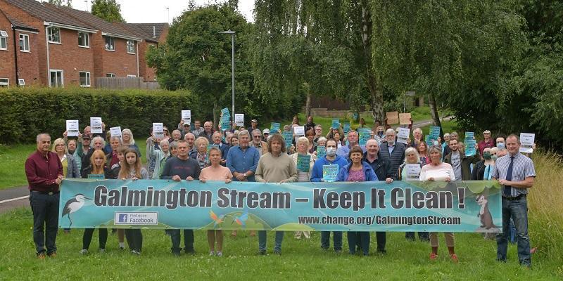 galmington stream keep it clean alan lockyear