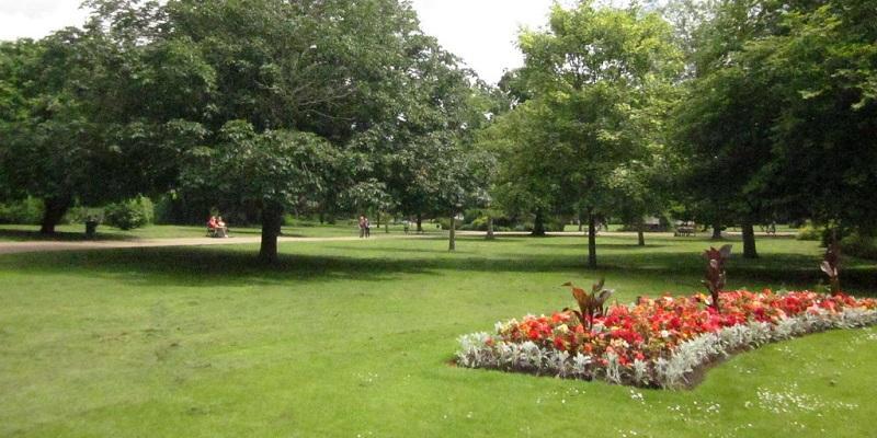 green flag award vivary park