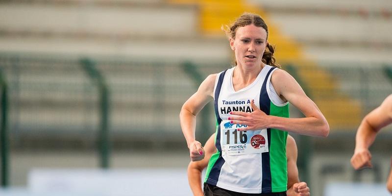 hannah taunton british athletics
