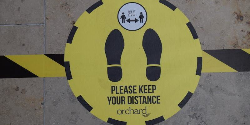 keep your distance orchard centre
