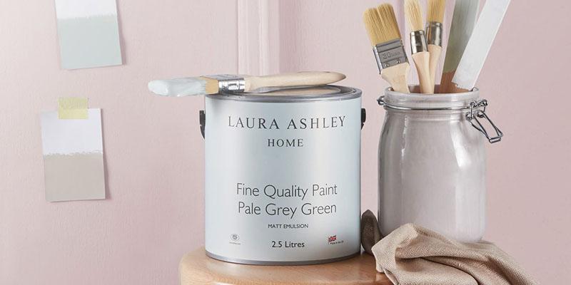 laura ashley sale paint