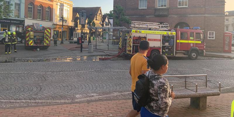 market house fire 1