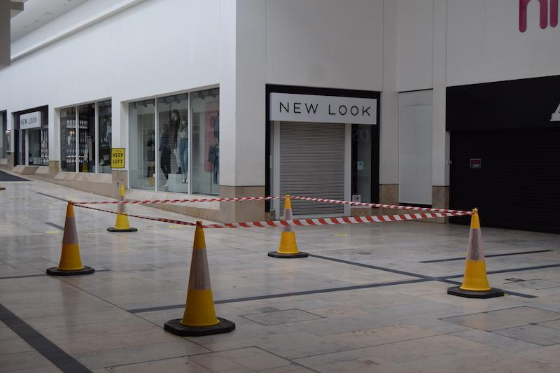 orchard centre social distancing