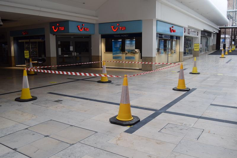 orchard centre social distancing 3