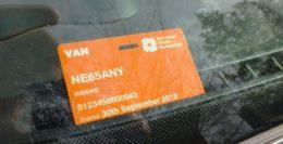 recycling centre permit