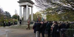 remembrance day in taunton